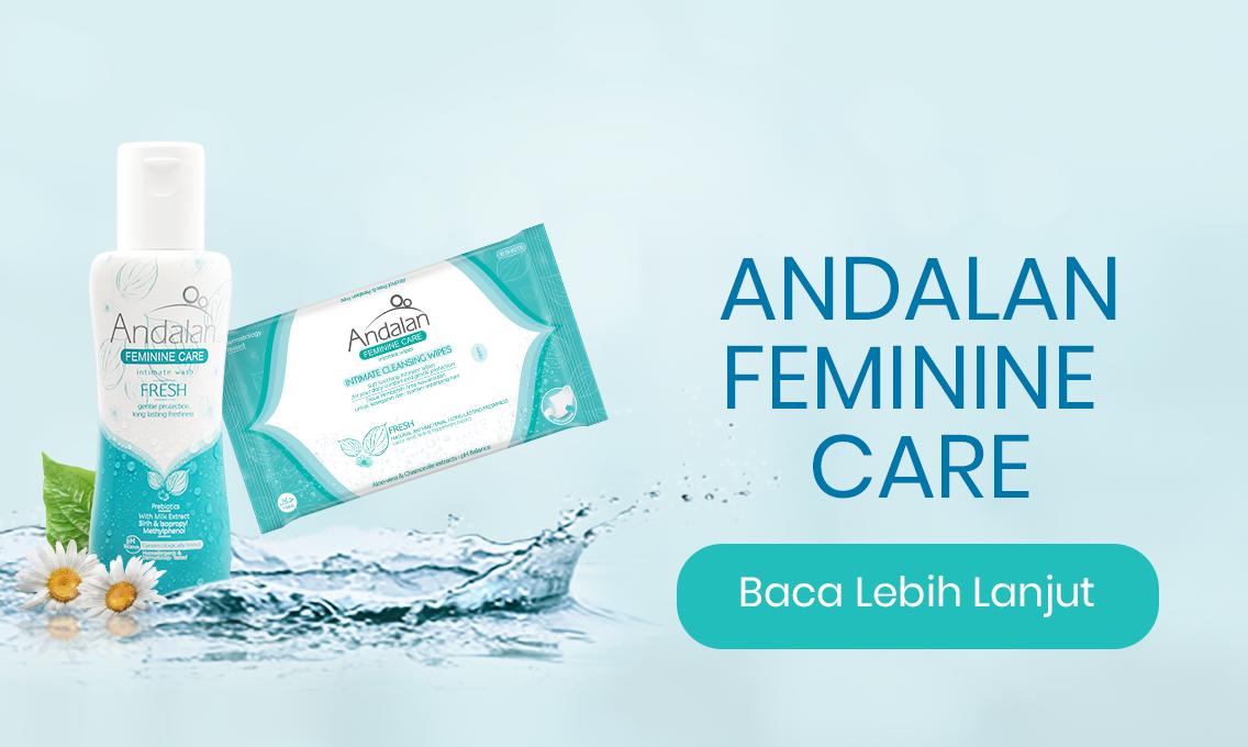 Andalan Feminine Care